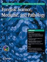 Forensic Science, Medicine and Pathology 3/2021