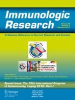 Immunologic Research 1/2017