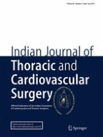 Indian Journal of Thoracic and Cardiovascular Surgery 2/2014