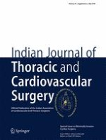 Indian Journal of Thoracic and Cardiovascular Surgery 2/2018