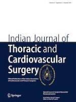 Indian Journal of Thoracic and Cardiovascular Surgery 3/2018