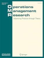 Operations Management Research 3-4/2019