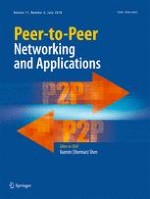 Peer-to-Peer Networking and Applications 4/2018