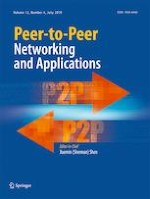 Peer-to-Peer Networking and Applications 4/2019