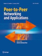 Peer-to-Peer Networking and Applications 1/2021