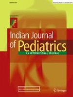 The Indian Journal of Pediatrics 11/2016