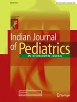 The Indian Journal of Pediatrics 9/2018