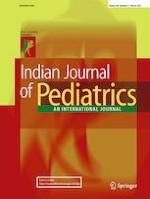 The Indian Journal of Pediatrics 3/2021