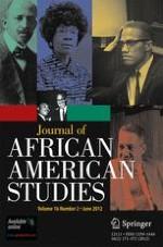 Journal of African American Studies 2/2012