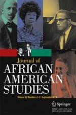 Journal of African American Studies 2-3/2018