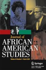 Journal of African American Studies 1/2020