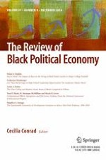 The Review of Black Political Economy 4/2014