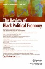 The Review of Black Political Economy 1-2/2015