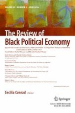 The Review of Black Political Economy 2/2016
