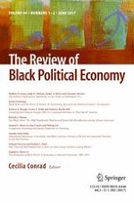 The Review of Black Political Economy 1-2/2017
