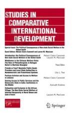 Studies in Comparative International Development 1/2011