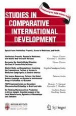 Studies in Comparative International Development 2/2015