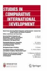 Studies in Comparative International Development 2/2018