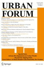 Urban Forum 3/2010