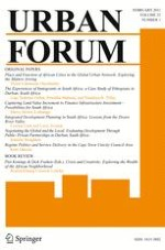 Urban Forum 1/2011