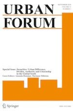 Urban Forum 3/2020