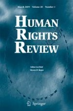 Human Rights Review 1/2019
