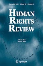 Human Rights Review 4/2019
