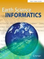 Earth Science Informatics 2/2018