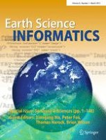 Earth Science Informatics 1/2015
