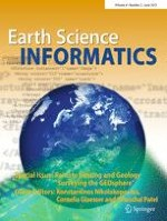 Earth Science Informatics 2/2015