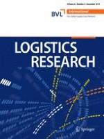 Logistics Research 4/2013
