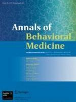 Annals of Behavioral Medicine 2/2013