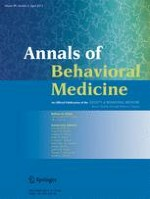 Annals of Behavioral Medicine 2/2015