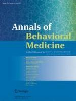Annals of Behavioral Medicine 3/2016