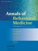 Annals of Behavioral Medicine 5/2016