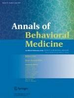 Annals of Behavioral Medicine 3/2017