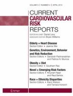 Current Cardiovascular Risk Reports 4/2015