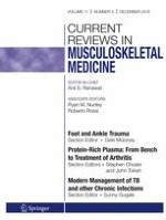 Current Reviews in Musculoskeletal Medicine 4/2018