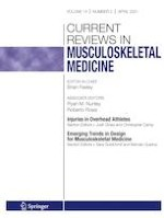 Current Reviews in Musculoskeletal Medicine 2/2021