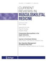 Current Reviews in Musculoskeletal Medicine 3/2021