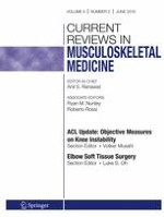 Current Reviews in Musculoskeletal Medicine 2/2016