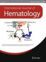 International Journal of Hematology 4/2018