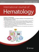 International Journal of Hematology 3/2005
