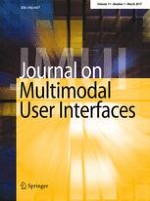 Journal on Multimodal User Interfaces 1/2017