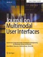 Journal on Multimodal User Interfaces 2/2018