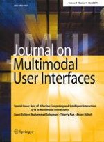 Journal on Multimodal User Interfaces 1/2015