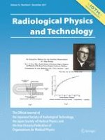 Radiological Physics and Technology 4/2017