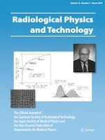 Radiological Physics and Technology 1/2019