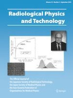 Radiological Physics and Technology 3/2019