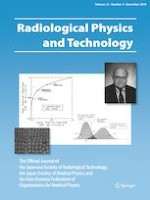 Radiological Physics and Technology 4/2019